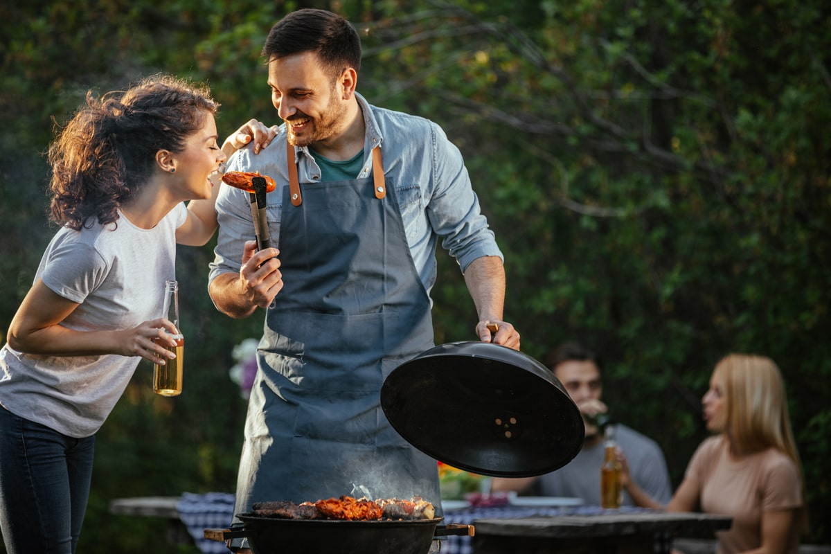 Das Grillvergnügen steht 2019 im Zeichen der Nachhaltigkeit