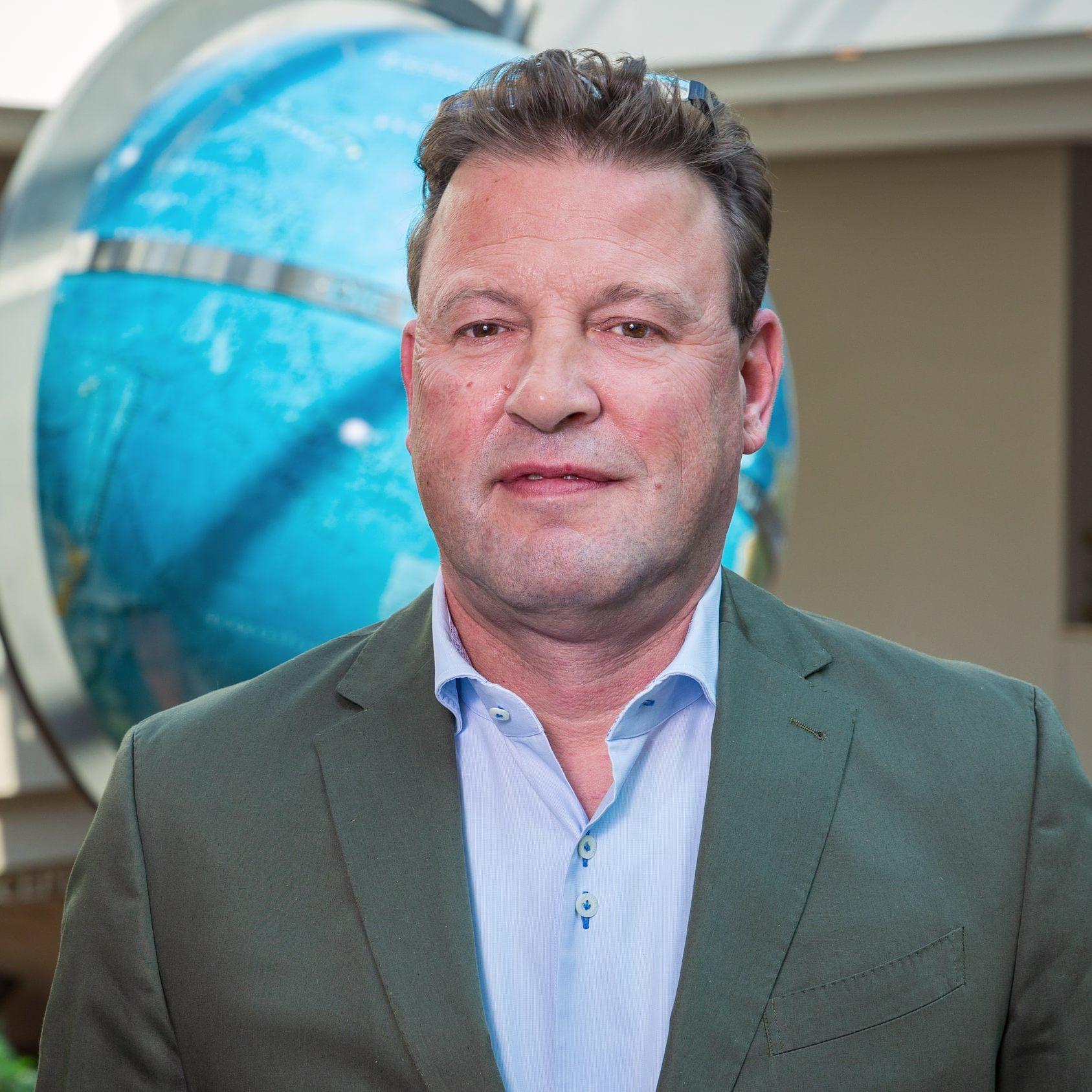 Arnd Gelhard (Stellvertretender Vorstandsvorsitzender)