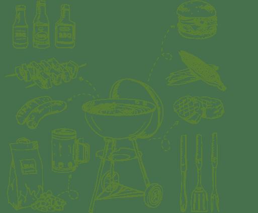 Grill-Trends 2019: Bratwurst bleibt die Nummer eins auf dem Grill