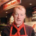 Michael Durst, Obermeister der Hamburger Fleischerinnung